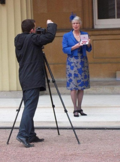 GuildHE Deputy CEO receives MBE