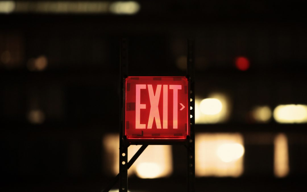 Protecting the student interest in the case of institutional exit