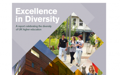 Excellence in Diversity: A report celebrating the diversity of UK higher education