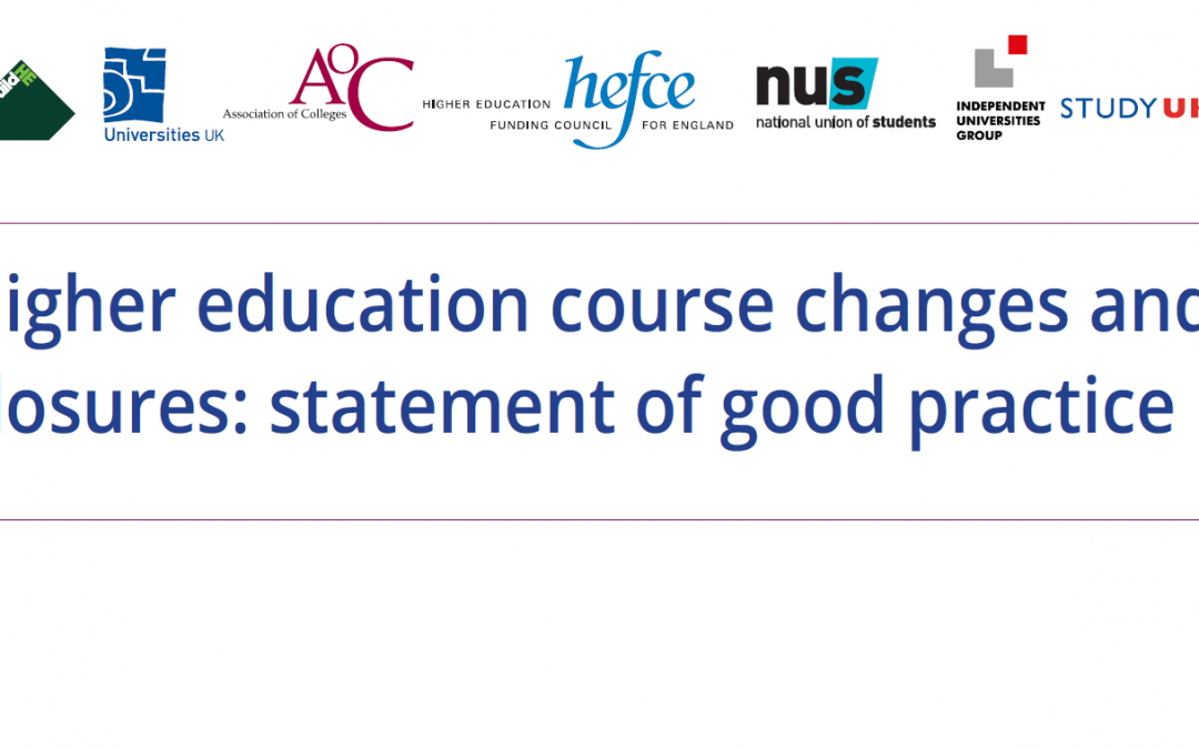 Statement of Good Practice