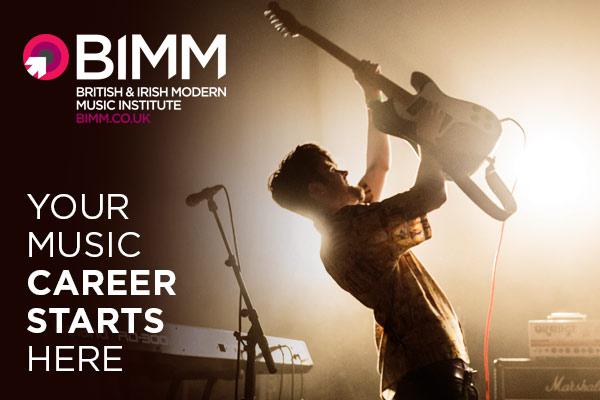 British & Irish Modern Music Institute   GuildHE