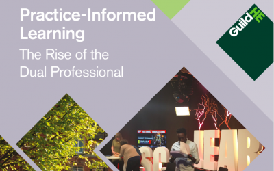 Practice-Informed Learning: The Rise of the Dual Professional