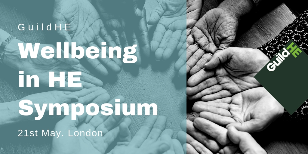 Wellbeing in HE Symposium