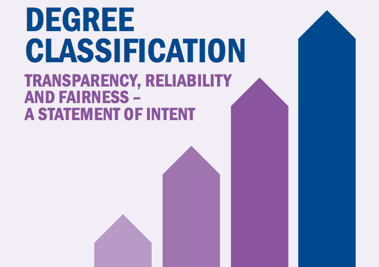 Universities unveil joint commitment on degree classifications